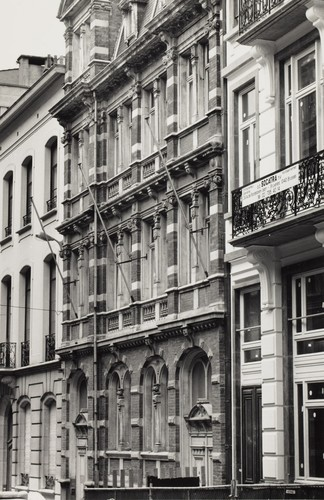 rue du Moniteur 10-10A. Ancien Bain Royal, [s.d.]