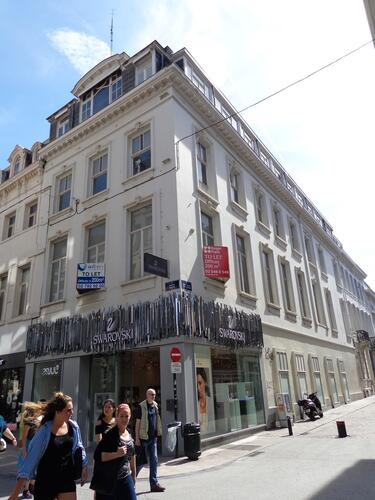 Rue Neuve 47, 2015