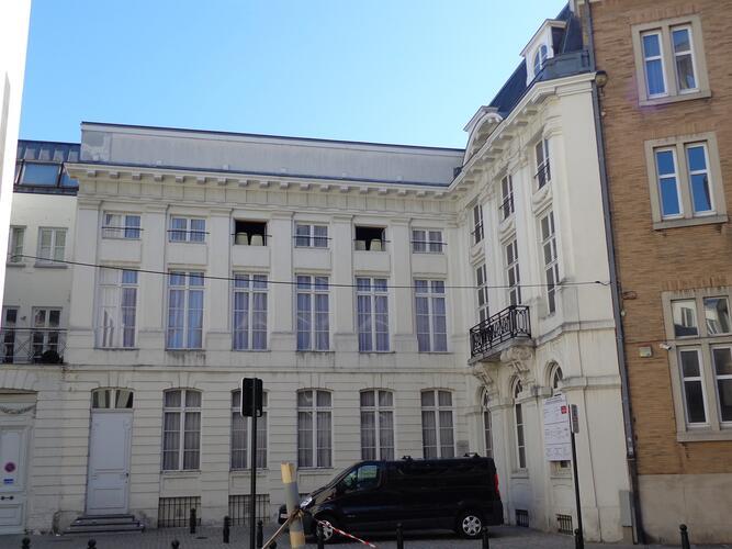 Rue du Persil 6-8, 2015