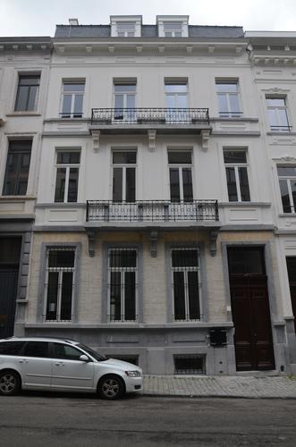 Rue de la Presse 13, 2015