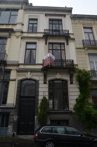 Rue de la Sablonnière 27, 2015