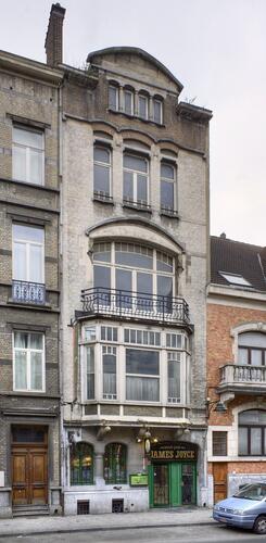 Rue Archimède 34, © V. Brunetta & M. Eberlin, 2009
