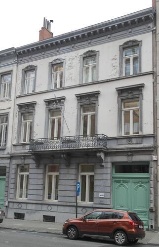 Rue d'Arlon 63