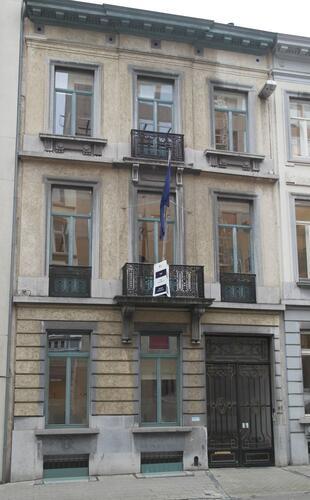 Rue d'Arlon 67, 2018