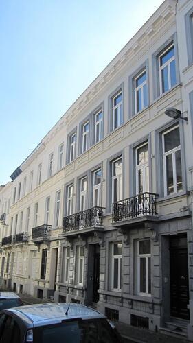 Rue du Berceau 19, 21, 23, 25, 27