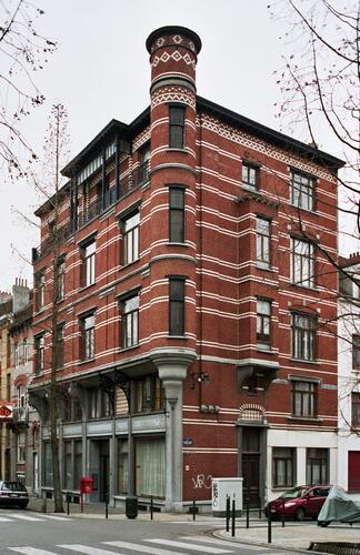 Avenue de la Brabançonne 54-56 Rue Charles Quint 91-91a