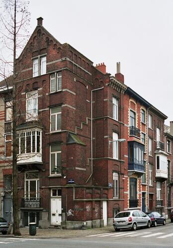 Avenue de la Brabançonne 78 et rue de l'Abdication 17, 15, 2007