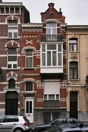 Rue du Cardinal 39, 2007