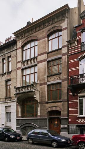Rue du Cardinal 46, 2007