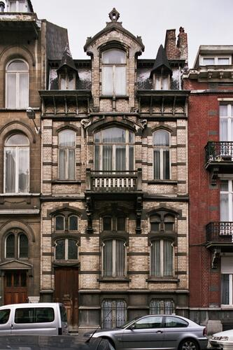 Rue du Cardinal 53, 2007