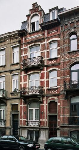 Rue Charles Quint 76, 2007
