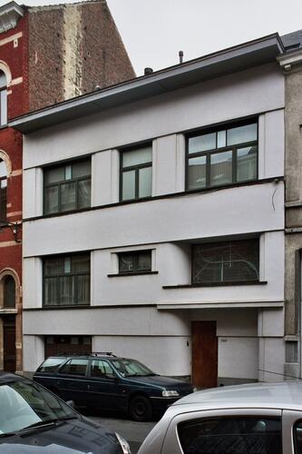 Rue Charles Quint 128a, 2007
