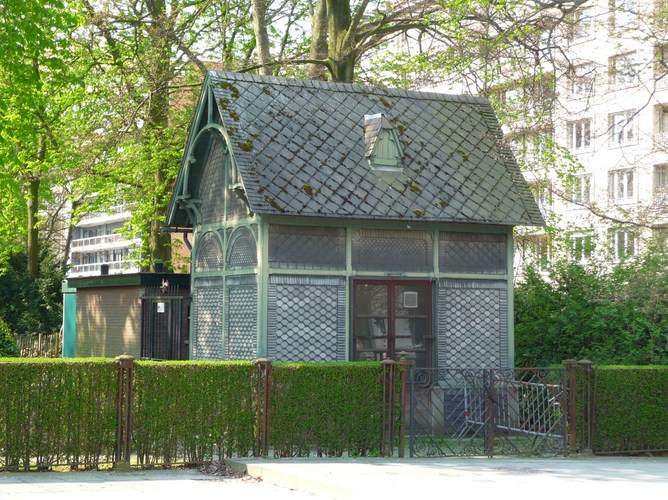 Pavillon de gardien