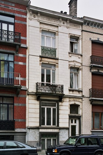 Rue des Confédérés 17, 2007