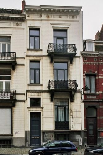 Rue des Confédérés 35, 2007