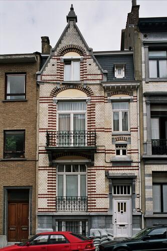 Rue des Confédérés 54, 2007