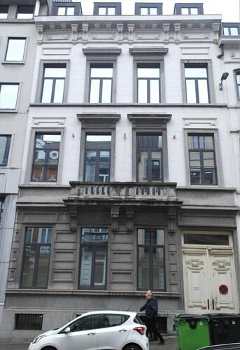 Rue des Deux Eglises 21, 2019