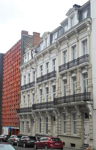 Rue des Deux Eglises 35, 37, 39