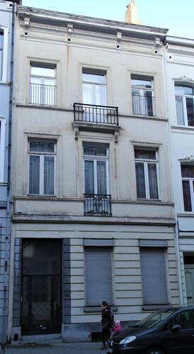 Rue des Deux Eglises 40, 2020
