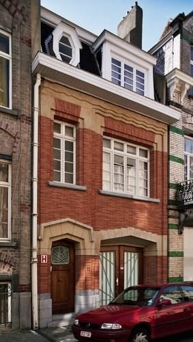 Rue de l'Étendard 11, 2008