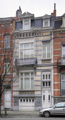 Rue Franklin 50, © V. Brunetta & M. Eberlin, 2009