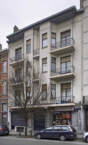 Rue Franklin 76-80, © V. Brunetta & M. Eberlin, 2009