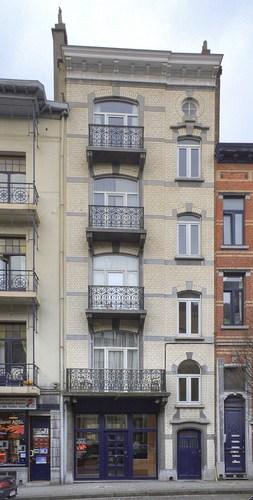 Rue Franklin 82, © V. Brunetta & M. Eberlin, 2009
