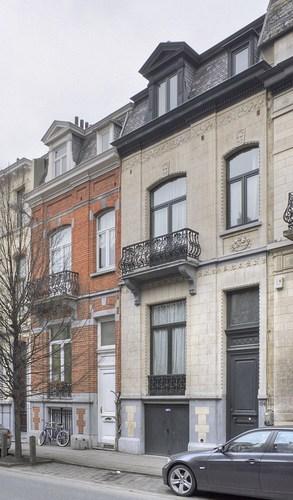 Rue Franklin 102, 104, © V. Brunetta & M. Eberlin, 2009