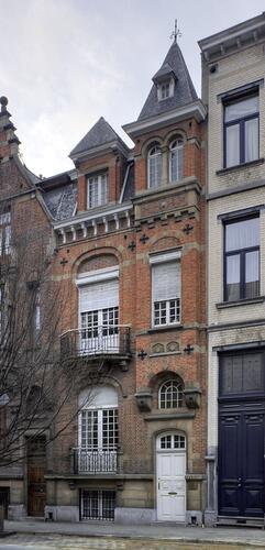 Rue Franklin 122, © V. Brunetta & M. Eberlin, 2009