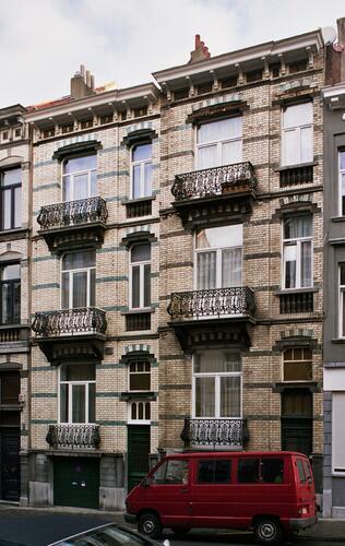 Rue de Gravelines 58, 60, 2007