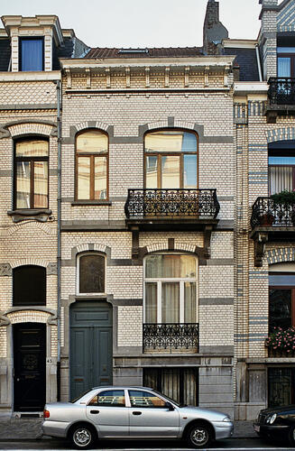 Rue Hobbema 41, 2009