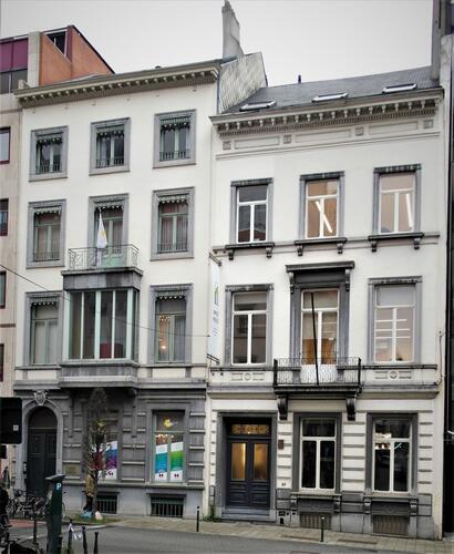 Rue Joseph II 20