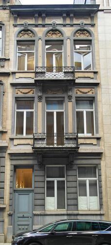 Rue Joseph II 52