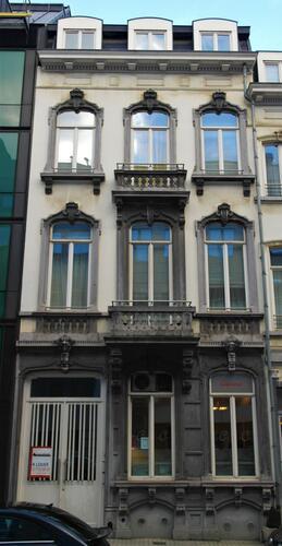 Rue Joseph II 82