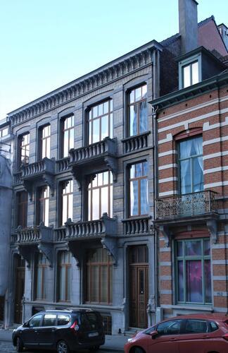 Rue Joseph II 148, 150