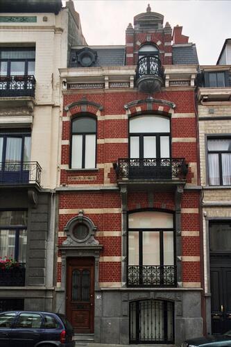 Rue Le Corrège 75, 2008