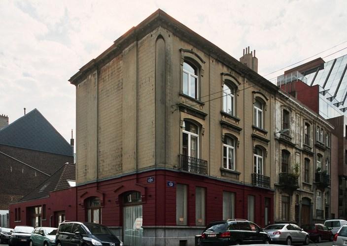 Rue Le Titien 46 à 52, 2008
