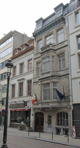 Rue du Luxembourg 15