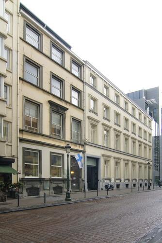Rue du Luxembourg 20, 22
