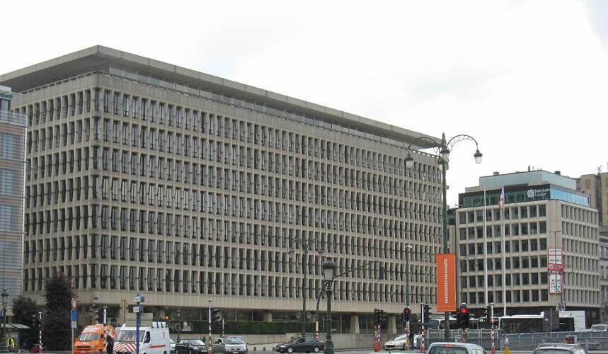 Ancien siège de la BBL
