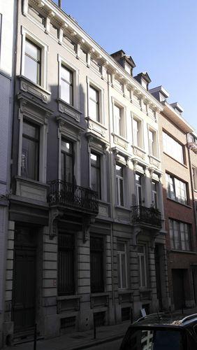 Rue du Marteau 62, 64, 2020