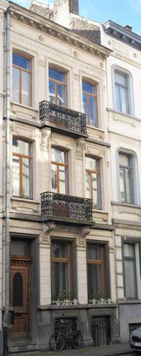 Rue du Marteau 75