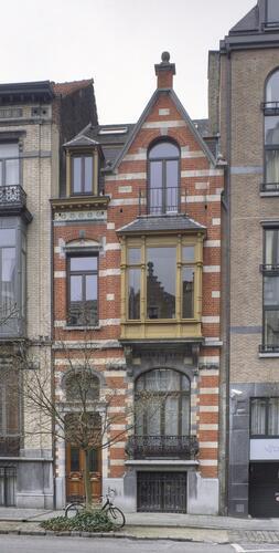 Avenue Michel-Ange 7