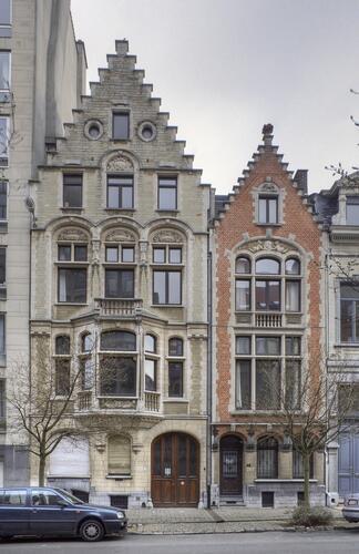 Voormalig atelier en woning van beeldhouwer Jules Lagae