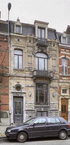 Avenue Michel-Ange 35