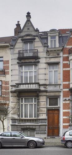 Avenue Michel-Ange 36, © V. Brunetta & M. Eberlin, 2009