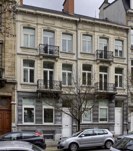 Avenue Michel-Ange 82 et 84, © V. Brunetta & M. Eberlin, 2009