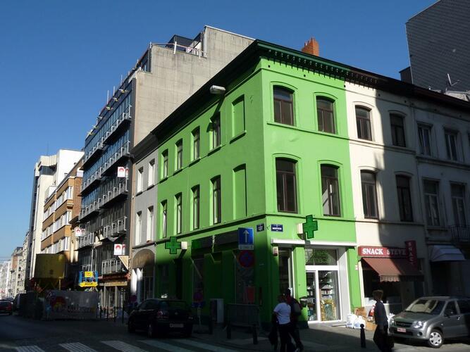 Rue Montoyer 58, 2009