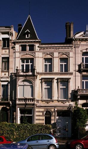 Avenue Palmerston 20 Rue des Éburons 85, 89