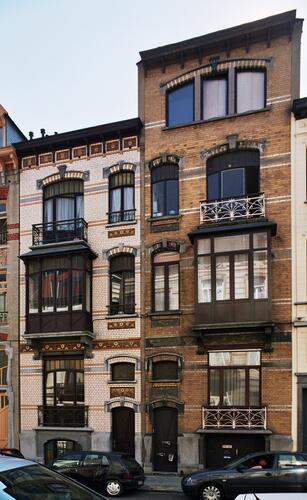 Rue Philippe le Bon 53 et 51, 2008